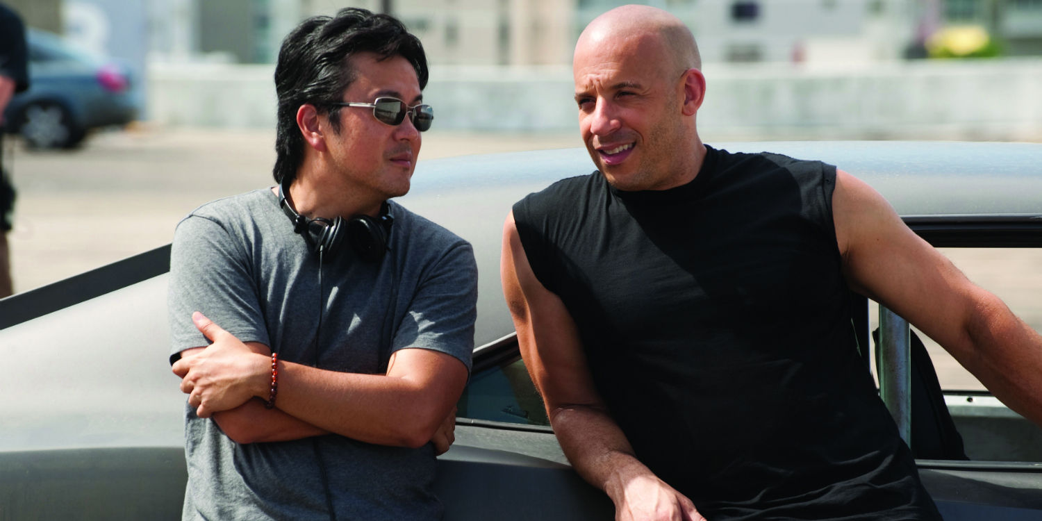 Fast & Furious - Justin Lin and Vin Diesel