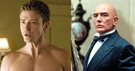 justin timberlake daddy warbucks Rumor Patrol: Justin Timberlake as Daddy Warbucks in the Annie Remake?