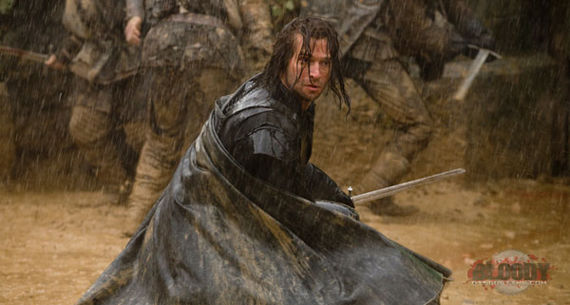 kane 2 Solomon Kane Pics Kick some Evil Butt