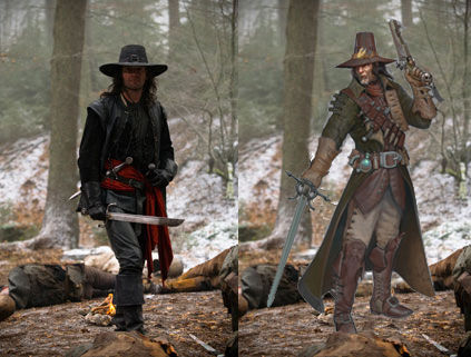 kane 4 Solomon Kane Pics Kick some Evil Butt