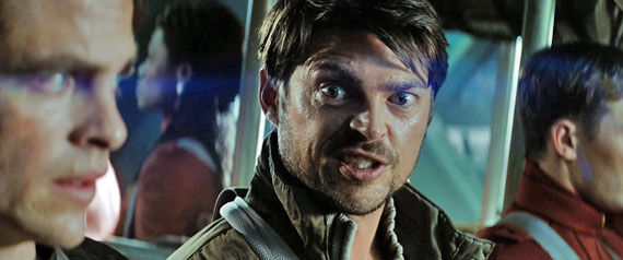karl urban dr mccoy Star Trek 2 Villain Revealed? (Its Not Khan)