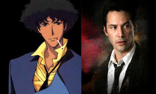 keaunu cowboy bebop Keanu Reeves Updates Us on Cowboy Bebop, 47 Ronin & More