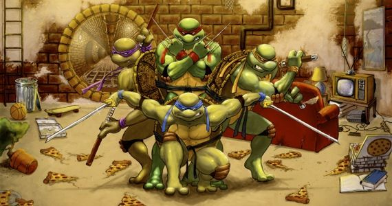 kevin eastman ninja turtles avengers Michael Bay Says No Alien Origin Change for Ninja Turtles Reboot