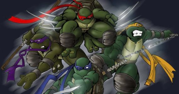 kevin eastman ninja turtles reboot Comic Con 2012 Schedule: Friday July 13th