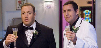 kevin james and adam sandler Will Smith Developing Two New Television Projects