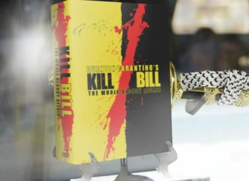 kill bill the whole bloody affair Tarantino Updates Kill Bill: The Whole Bloody Affair