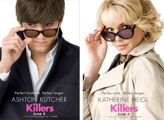 killers posters Screen Rants 2010 Summer Movie Preview