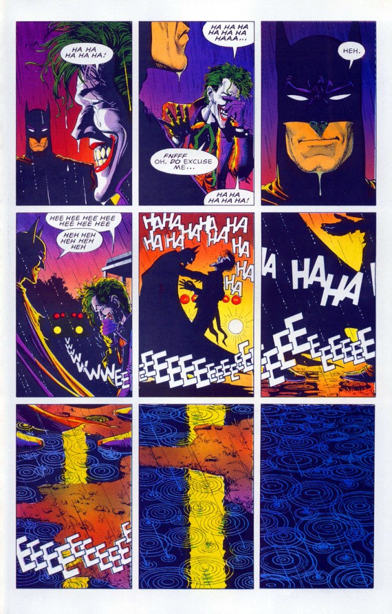 killing joke ending 570x891 Did Batman Kill The Joker at the End of The Killing Joke?