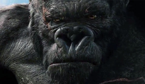 king kong kong 2005 The Evolution of the Movie Ape