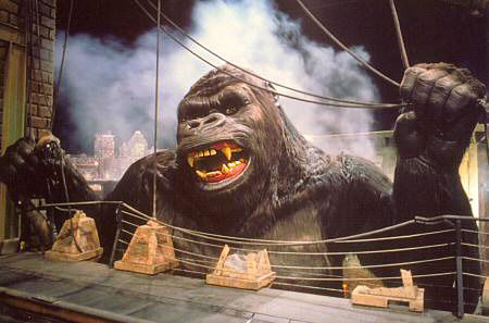 kingkong bridge Universal Studios Reboots King Kong: The Ride