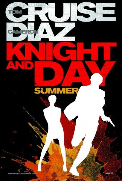 knight and day poster Tom Cruise Takes Pay Cut For Mission: Impossible 4