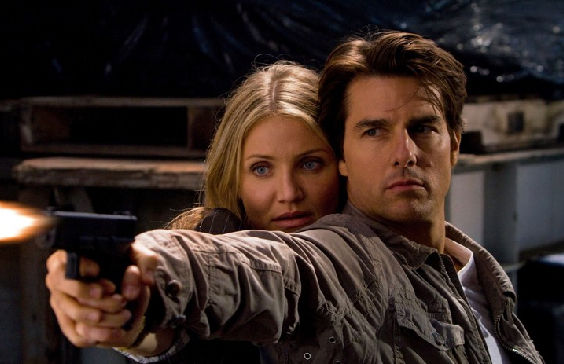 knight and day stunts clip Knight and Day Super Trailer & Extended Clip