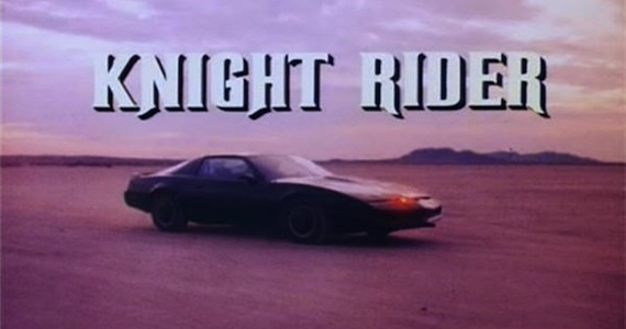 knight rider movie Rumor: Chris Pratt and Danny McBride In Talks for Knight Rider Film