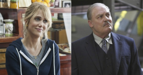 kristen wiig anchorman 2 stacy keach sin city 2 Kristen Wiig Set for Anchorman 2; Stacy Keach Joins Sin City 2