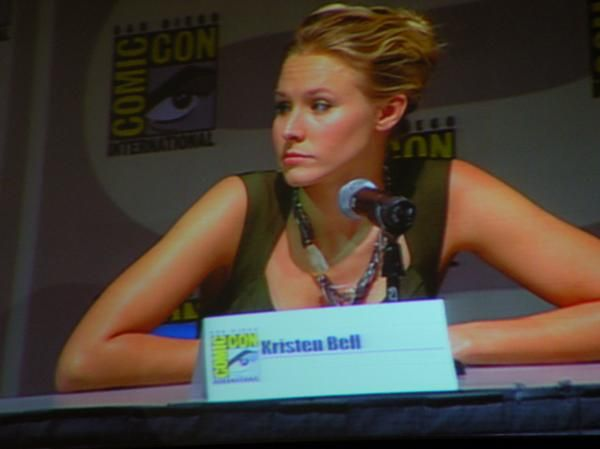 kristin bell SDCC 09: Astro Boy Panel (With Kristen Bell!)