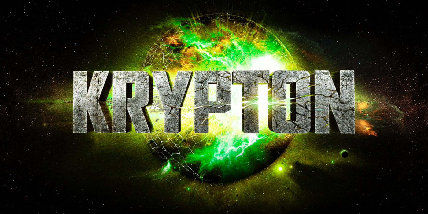 Krypton pilot ordered at Syfy