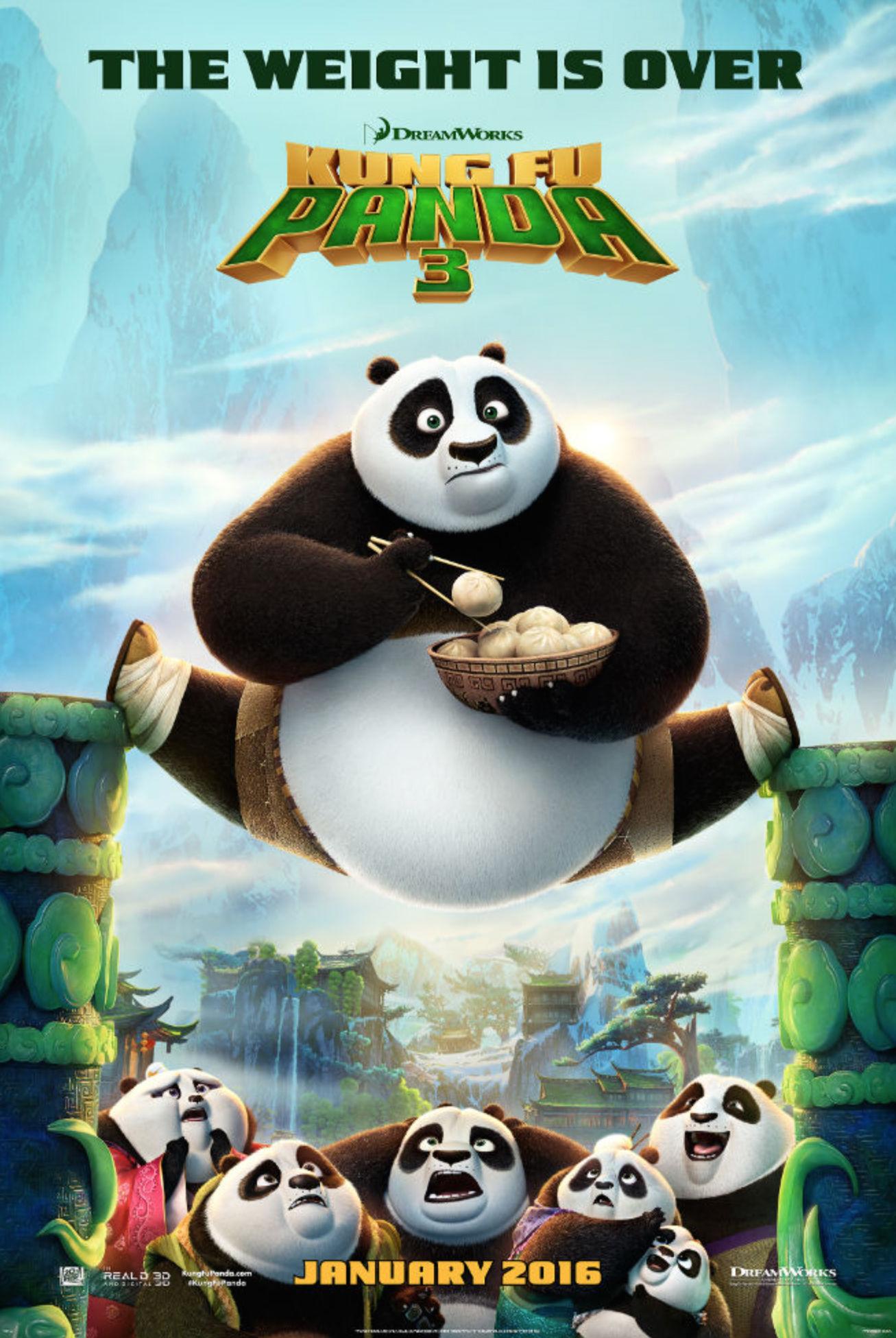Kung-fu Gấu Trúc 3 - Kung Fu Panda 3