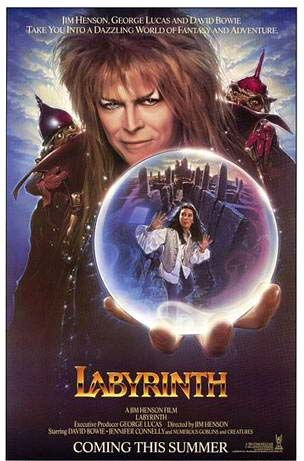 labyrinth movie Kids in Danger: Top 10 Craziest 80s Kids Movies