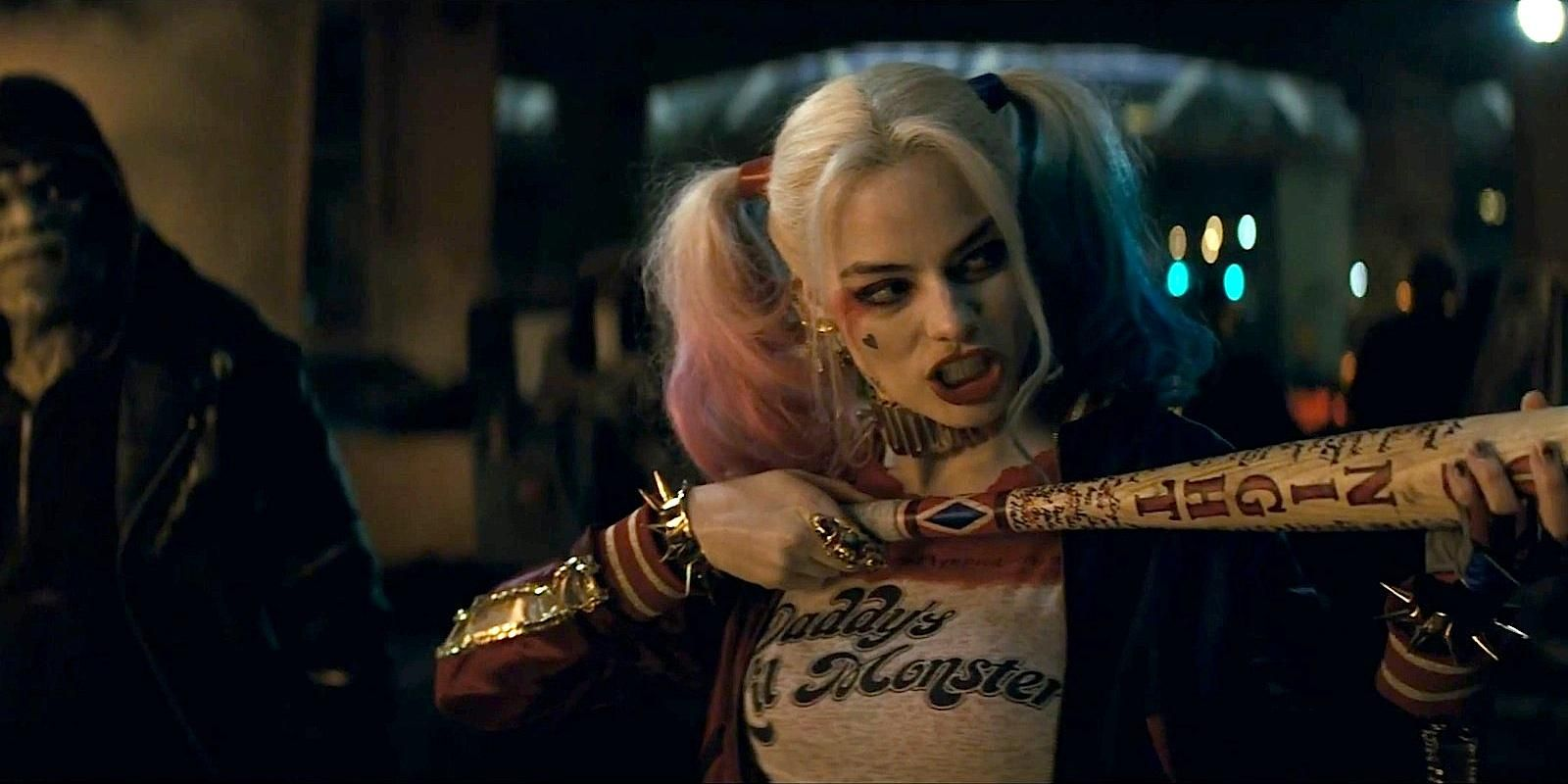 Landscape Movies Suicide Squad Harley