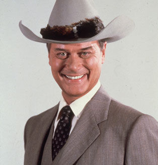 larry hagman jr ewing TNTs Dallas Reboot Bringing Back Larry Hagman to Play J.R.