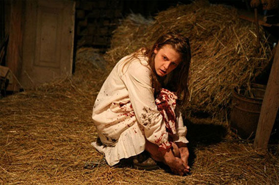 last exorcism ending spoilers Ashley Bell Talks The Last Exorcism and The Art Of Back Bending
