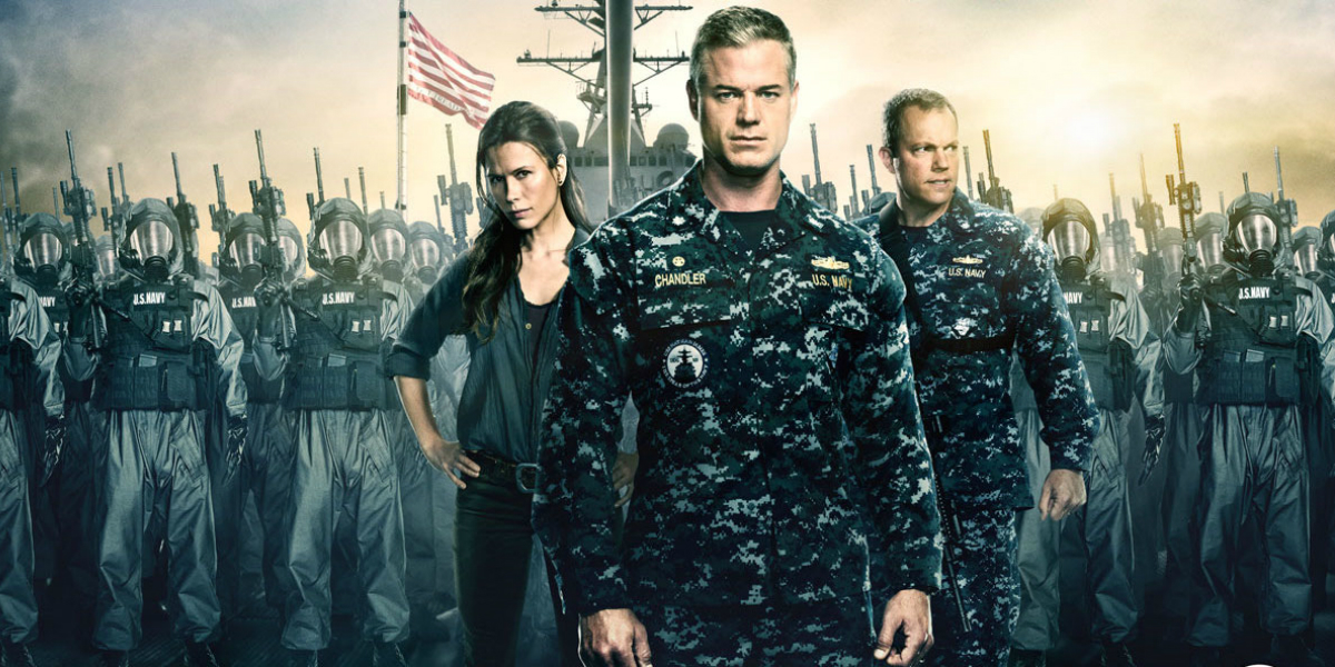Xem Phim Chiến Hạm Cuối Cùng Phần 3 - The Last Ship Season 3 - Wallpaper Full HD - Hình nền lớn