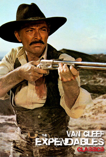 The Expendables Classic Members Edition - Lee Van Cleef