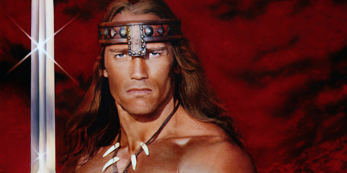 Arnold Schwarzenegger Offers Legend of Conan Title & Director Update Arnold Schwarzenegger