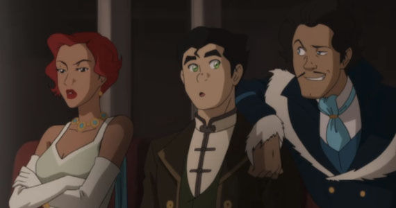 legend of korra the sting The Legend of Korra Review: A 29 Minute Disappointment?
