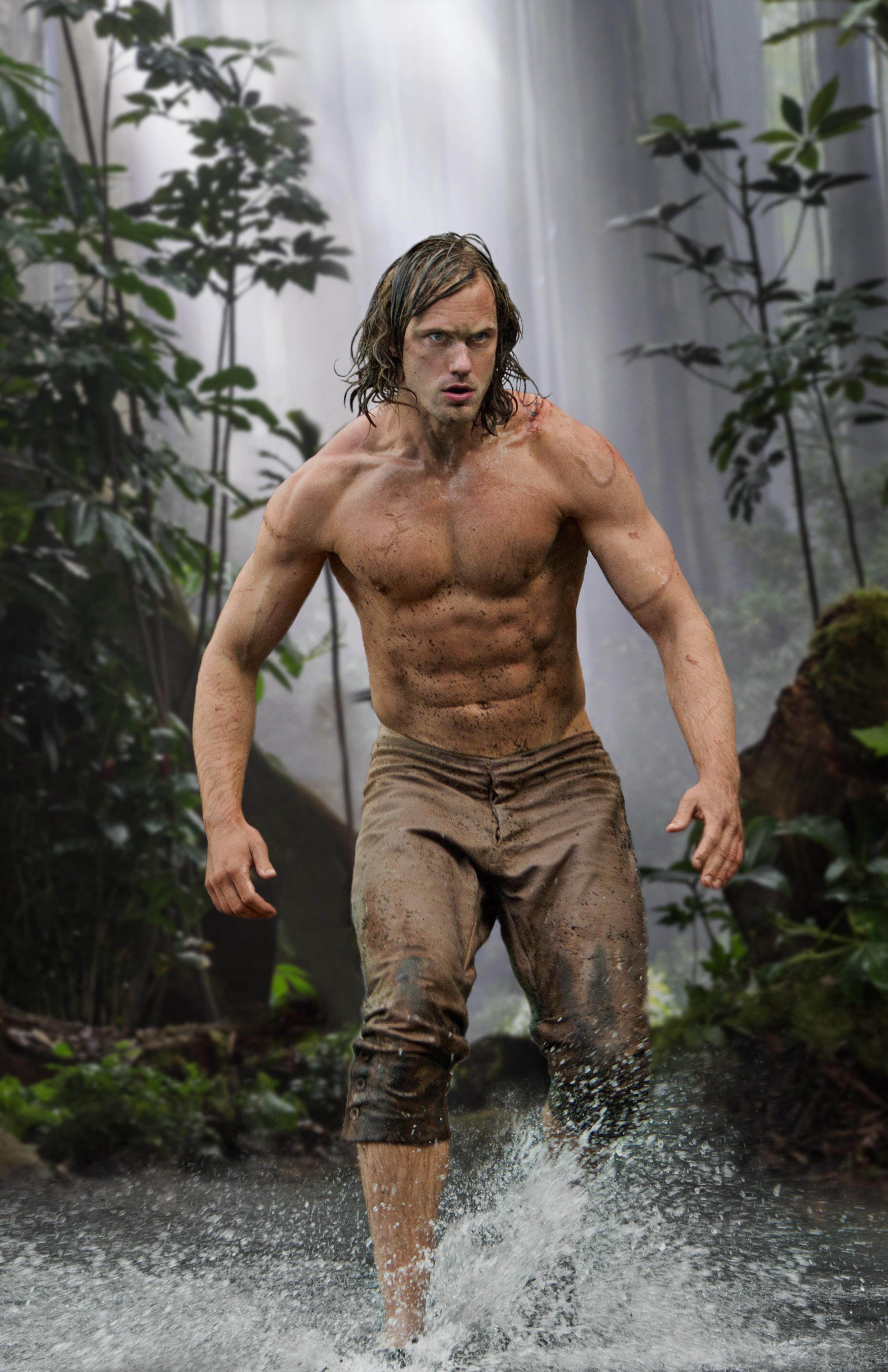 Men Com Tarzan