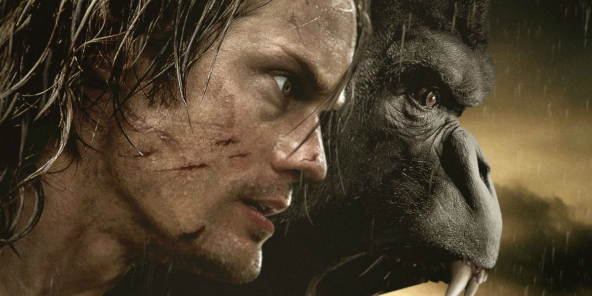 The Legend of Tarzan' Review: An 'Original' Movie That Feels Like ...