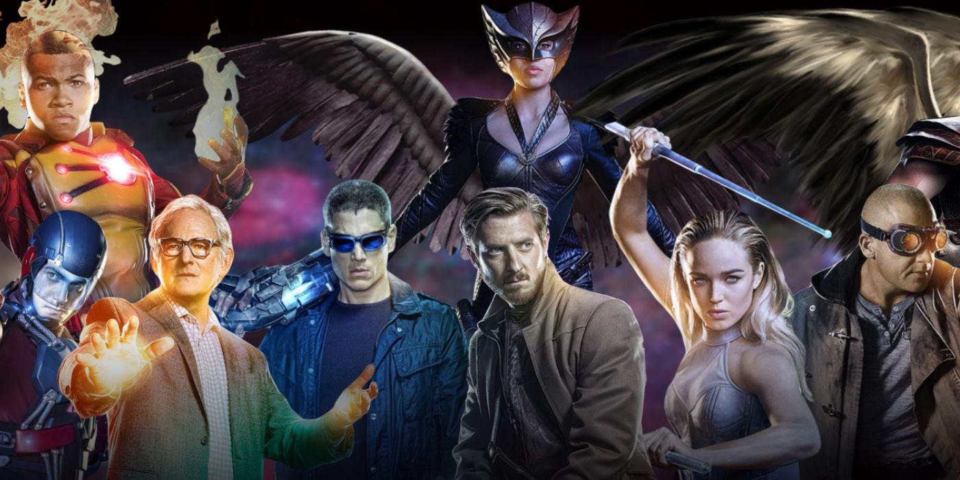 Legends Of Tomorrow Staffel 2