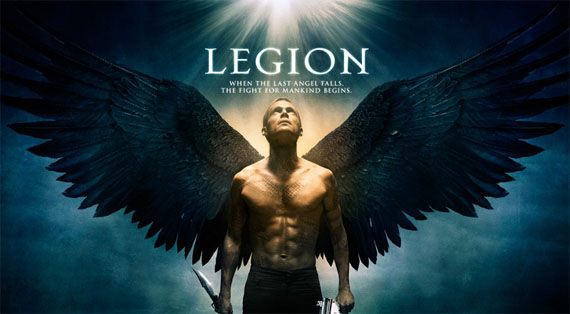 legion trailer paul bettany Angels Love Weapons in Red Band Legion Trailer