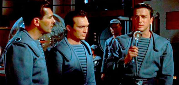 leslie nielsen forbidden planet Leslie Nielsen Passes Away at Age 84