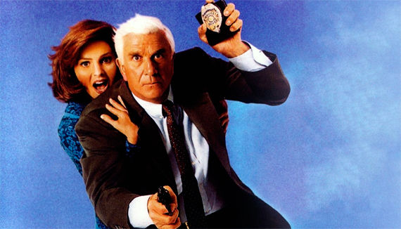 leslie nielsen the naked gun Leslie Nielsen Passes Away at Age 84