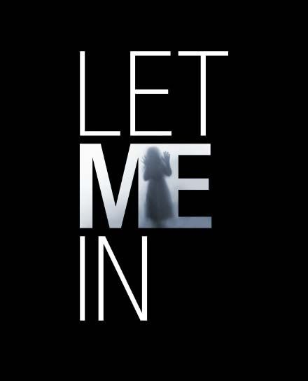 let me in poster Let Me In Gets Official Release Date & Synopsis