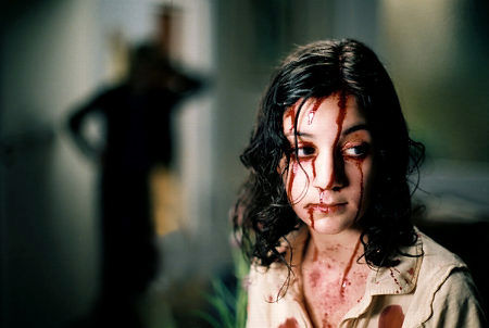 let the right one in eli First Pic of Chloe Moretz in Let Me In [Updated]