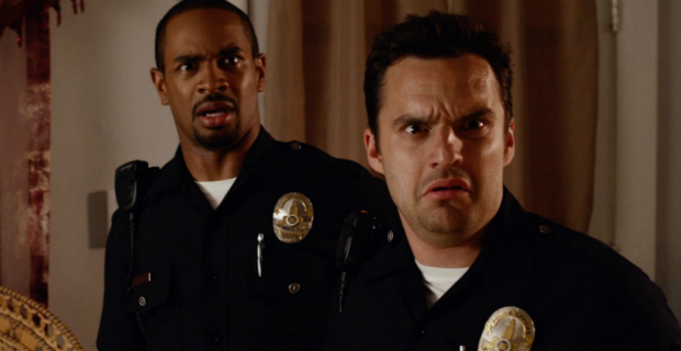 lets be cops trailer Lets Be Cops Trailer: New Girl Stars Are Keeping the Peace