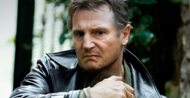 liam neeson a monster calls Liam Neeson Eyed for A Monster Calls; Felicity Jones Joins the Cast