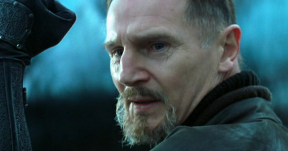 liam neeson batman begins Dark Knight Rises: Official Batman & Bane Images; Liam Neeson Comments