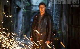 liam neeson flames taken 2 280x170 Taken 2 Images: Liam Neeson Snaps Necks, Aims Guns, Rides Trains