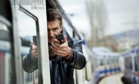 liam neeson train taken 2 280x170 Taken 2 Images: Liam Neeson Snaps Necks, Aims Guns, Rides Trains