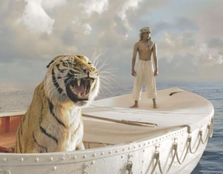 Best Picture Oscar nominee Life of Pi