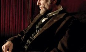 lincoln daniel day lewis 280x170 Steven Spielberg Discusses Lincoln; First Official Look at Daniel Day Lewis