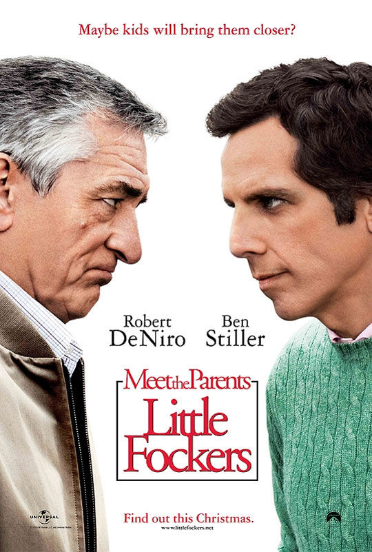 littlefockers international poster Movie Poster Roundup: Fockers, Sucker Punch, Saw 3D, & Resident Evil