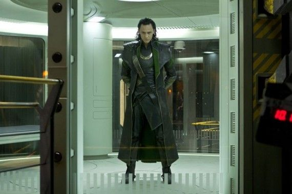 loki avengers 570x379 Avengers Interviews: Superhero Politics, Smart Hulk & Marvel Movie Future