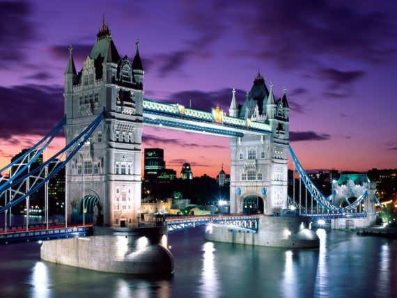 london evening tower bridge england Terminator 5 May Go To London… If It Goes Anywhere