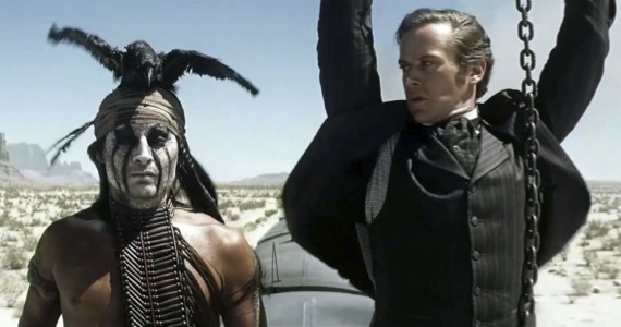 lone ranger trailer1 The Lone Ranger Cast & Filmmakers Blame Critics for Box Office Failure