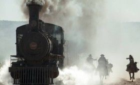 lone ranger train robbery 280x170 New Lone Ranger Images & Poster: Johnny Depps Tonto Outfit & Lots of Trains [Updated]