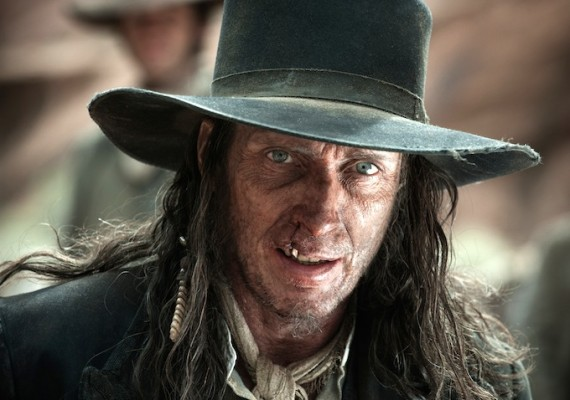William Fitchner in The Lone Ranger